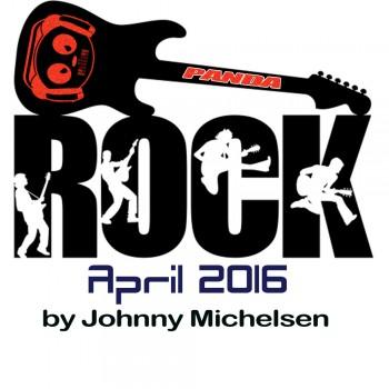 Panda Rock Johnny April