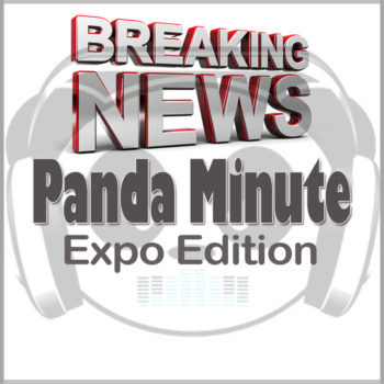 Panda Minute Expo edition
