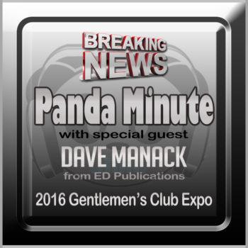 Panda Minute Dave Manack Artwork